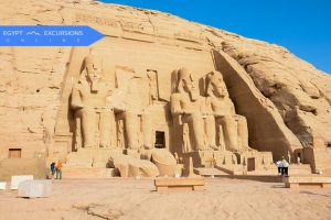 Abu Simbel Excursion by bus from Aswan