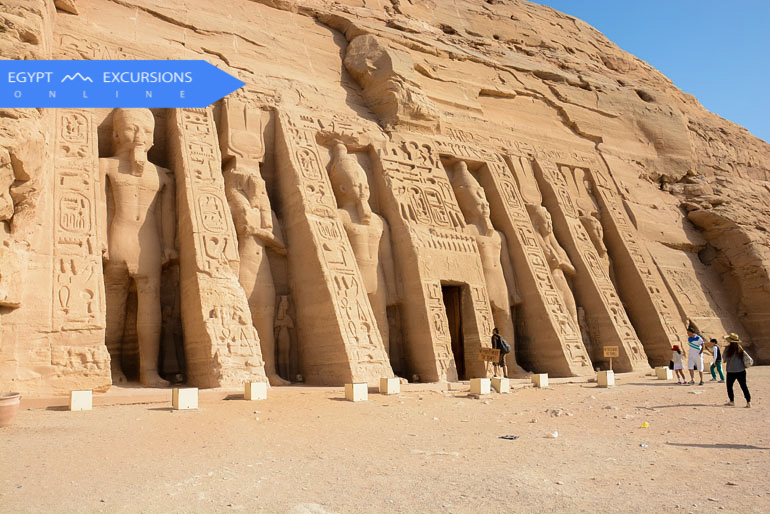 Abu Simbel Excursion by Air from Aswan