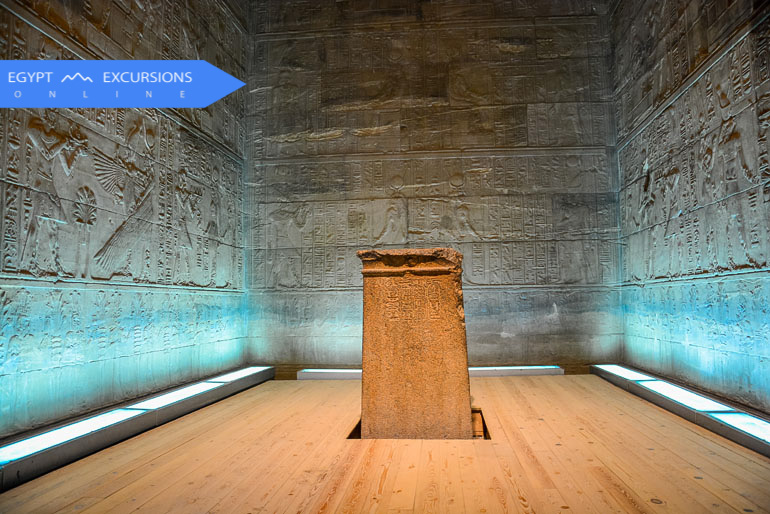 High Dam, Unfinished Obelisk and Philae Temple Tour