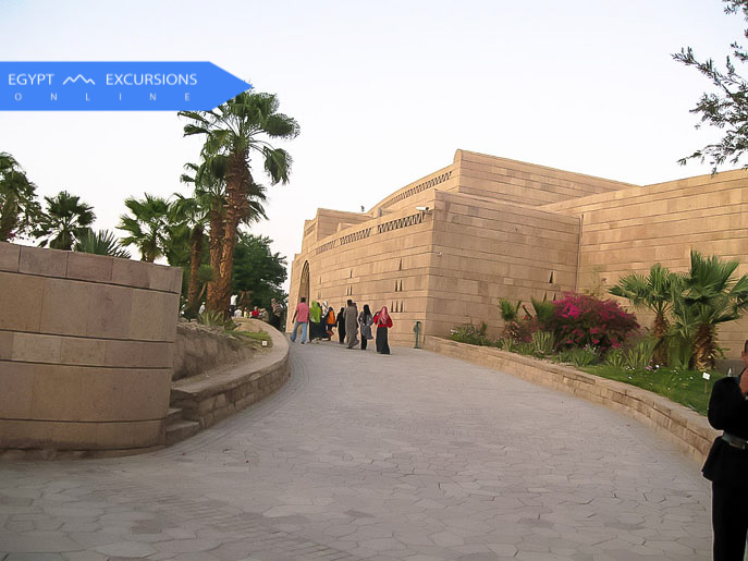 Nubian Museum and Nubian Village in Aswan