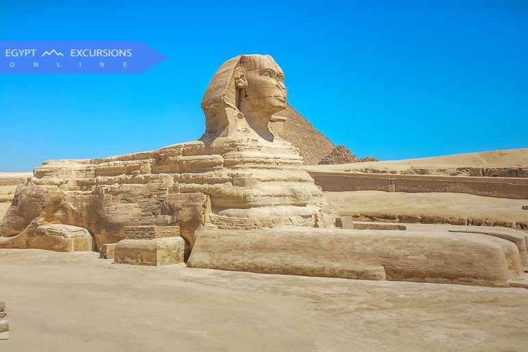 Half Day Tour Giza Pyramids and Sphinx