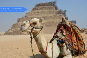 Giza Pyramids, Memphis and Sakkara Full Day Tour