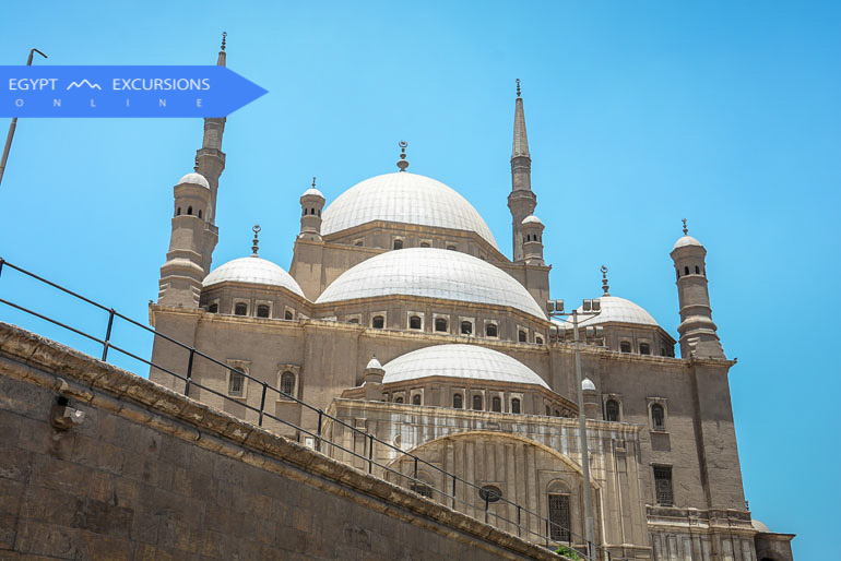 Egyptian Museum and Old Cairo Day Trip