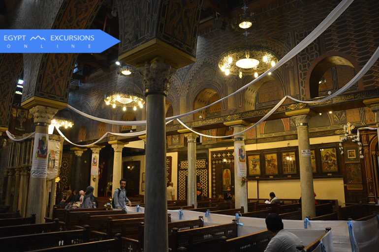 Visit Salah El Din Citadel and Old Cairo Sightseeing Tour
