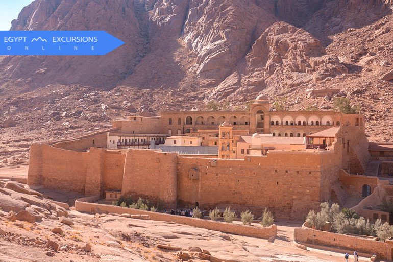 Dahab to St Catherine Monastery Day Tour