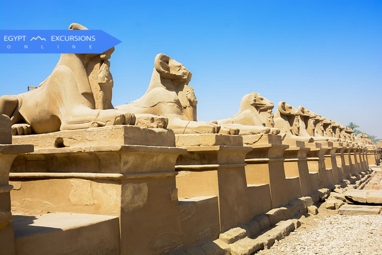 Luxor Tour from Hurghada by bus