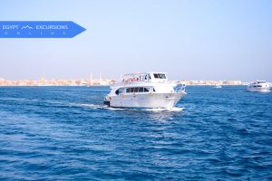 Ras Mohammed National Park day trip by Boat